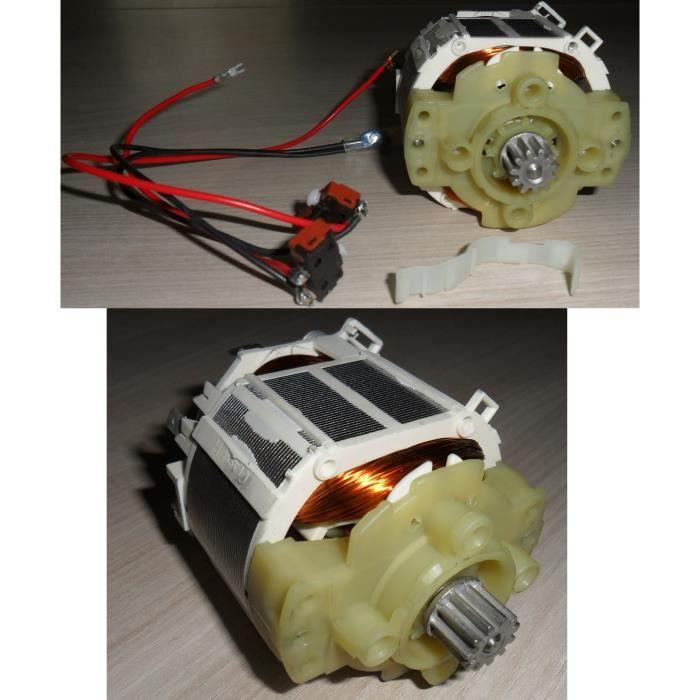 MOTEUR RONDO 2500/500 W POUR ROBOT MULTIFONCTIONS SEB - BVMPIECES