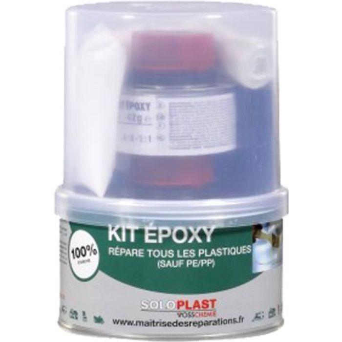 Kit de réparation Soloplast époxy 250g