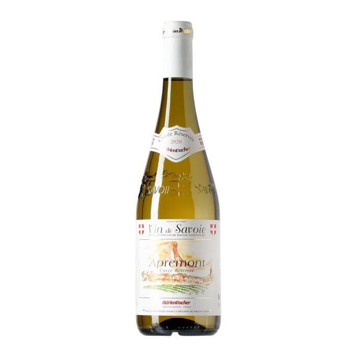 A. Vachet 2016 Apremont - Vin blanc de Savoie