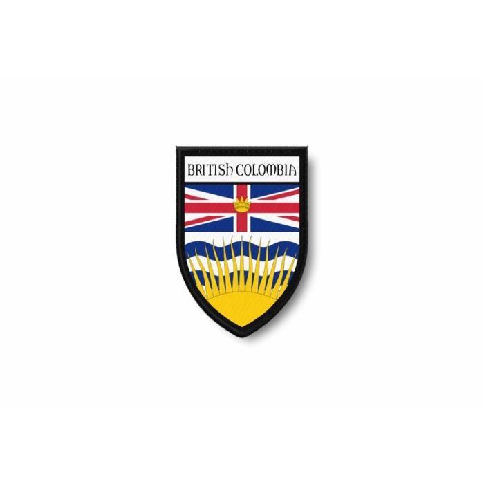 Badge Drapeau de Colombie Patch Brodé