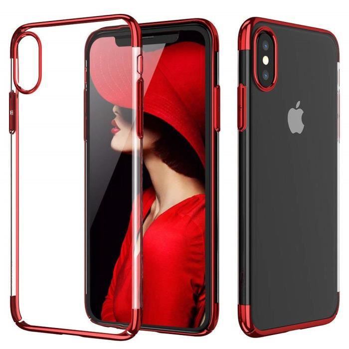 apple iphone xs coque