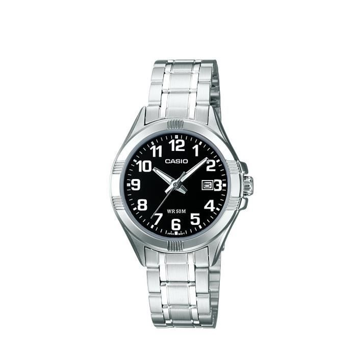 Casio 1308d Collection 1bvef Montre Femme Ltp ZukOPXi