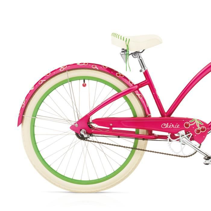 electra bike cherie 3i cruiser femme rose prix pas cher cdiscount. Black Bedroom Furniture Sets. Home Design Ideas