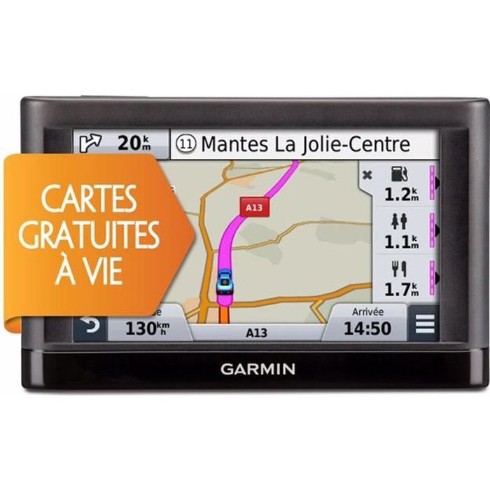 garmin n vi 55lm se gps embarqu cran 5 pouces achat vente gps auto garmin n vi 55lm se gps. Black Bedroom Furniture Sets. Home Design Ideas