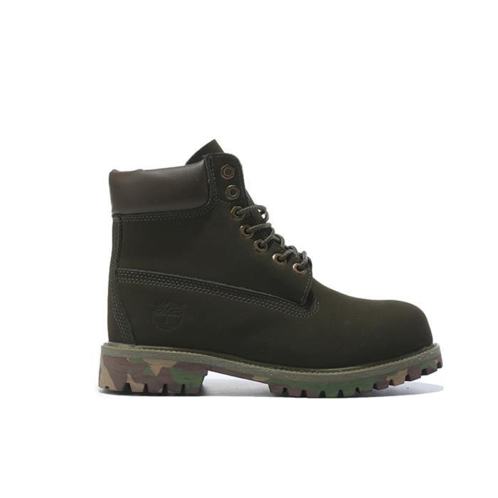 timberland chaussures vert olive