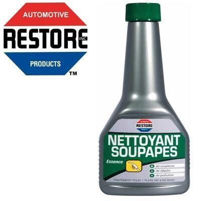 nettoyant soupapes restore 250ml achat vente additif. Black Bedroom Furniture Sets. Home Design Ideas