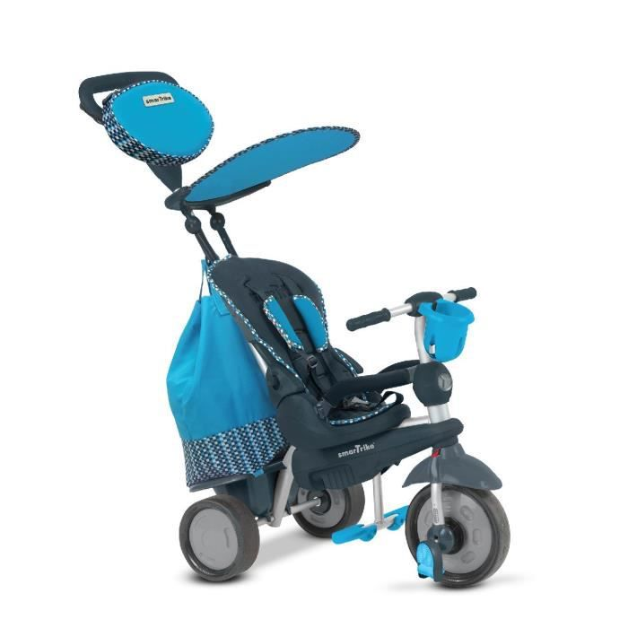 smart trike tricycles tribenne splash bleu prix pas cher cdiscount. Black Bedroom Furniture Sets. Home Design Ideas