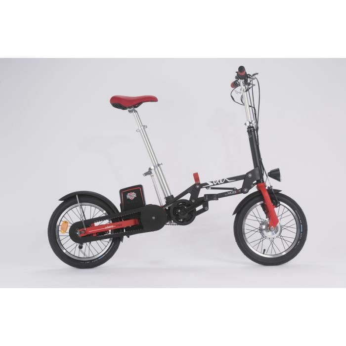 Velo a assistance electrique solex by mobiky n3 36v blanc prix pas cher - Velo assistance electrique carrefour ...