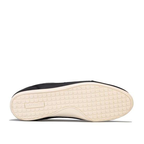 Lacoste Baskets Evara 319 Low Profile Brun Roux Homme