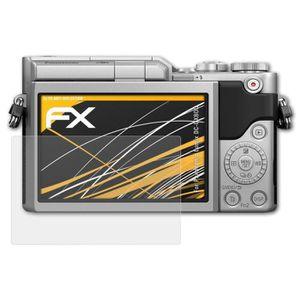 FILM PROTECTION PHOTO atFoliX Protecteur d'écran compatible avec Panason