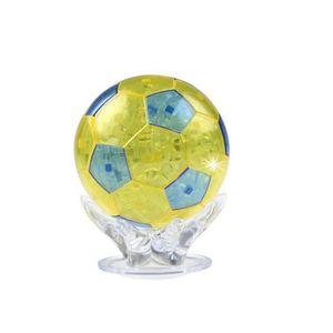 PUZZLE 3D Cristal Puzzle Mignon Football Modèle BRICOLAGE