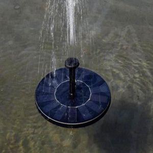 FONTAINE DE JARDIN 200L-H fontaine solaire fontaine d'eau jardin pisc
