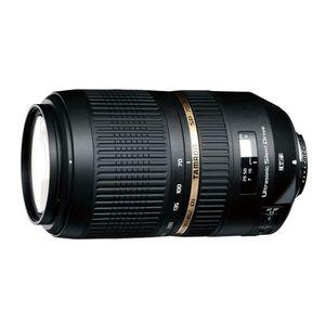 OBJECTIF TAMRON Zoom - SP 70-300 mm F-4-5,6 Di VC USD - Mon