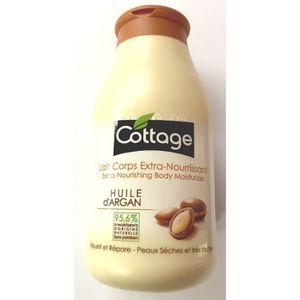 COFFRET CADEAU CORPS COTTAGE - Lait Corps Extra Nourrissant - A l'huile