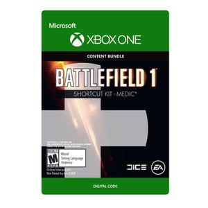 EXTENSION - CODE DLC Battlefield 1: Shortcut Kit - Medic Bundle pou