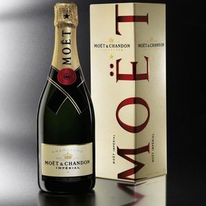 CHAMPAGNE Champagne Moët & Chandon Impérial 75 cl.