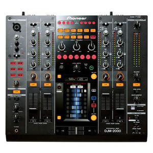 TABLE DE MIXAGE PIONEER DJM2000 - Table de mixage DJ - 4-6 voies