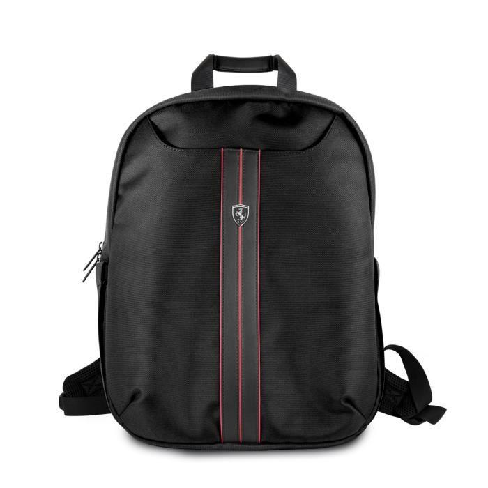 Sac à dos Ferrari 15 - Urbain collection Noir
