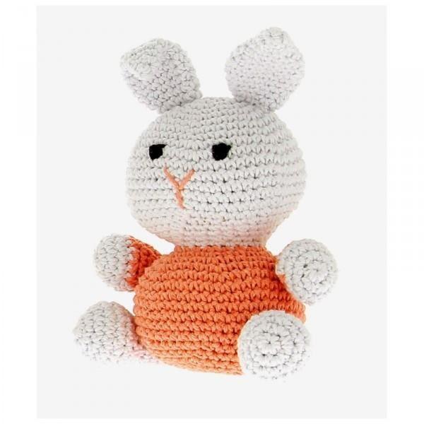 Kit crochet Amigurumi Hoooked - Nila le lapin, DMC