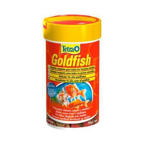 Tetra Goldfish pour poissons d'eau froide