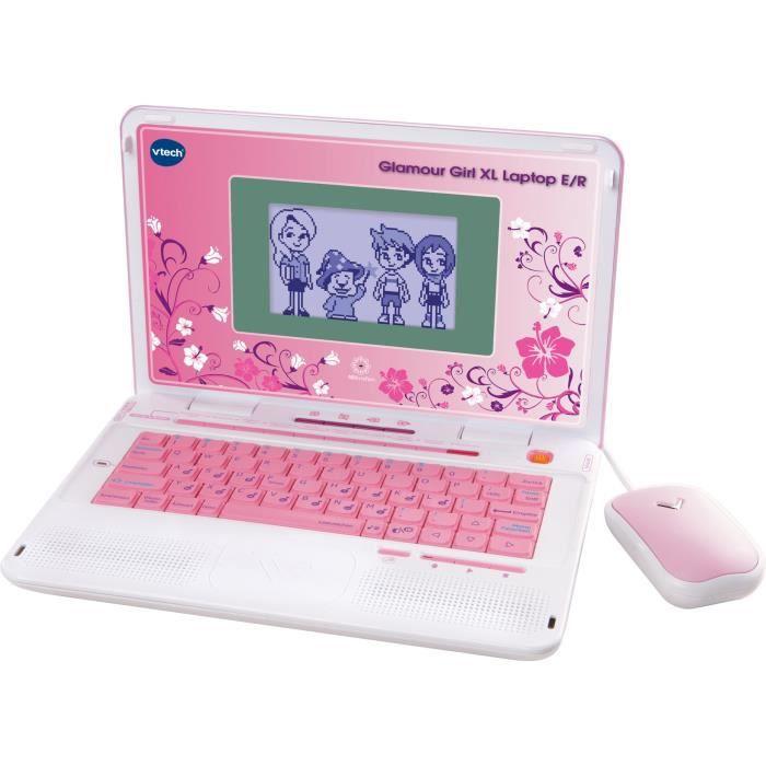 Vtech Ordinateur d'apprentissage 80-117964 Fille jouet d'apprentissage