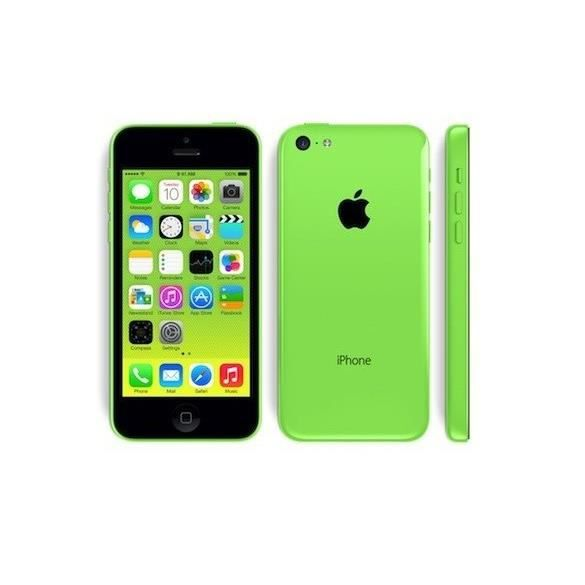 apple iphone 5c 16gb reconditionn a neuf vert achat. Black Bedroom Furniture Sets. Home Design Ideas