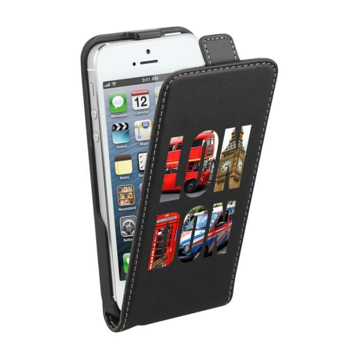 Housse de protection iphone 5 5s london achat for Housse iphone 5