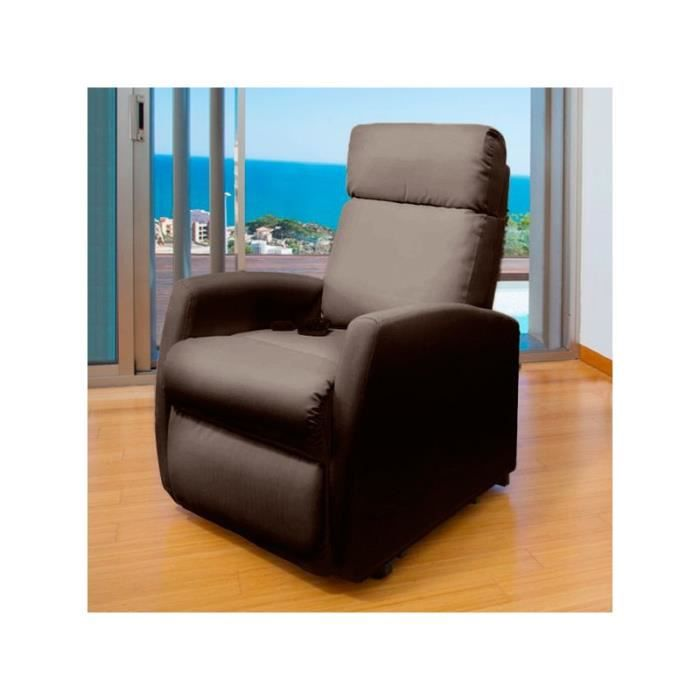 Fauteuil de relaxation massant craftenwood compact 6022 achat vente f - Fauteuil de relaxation massant ...
