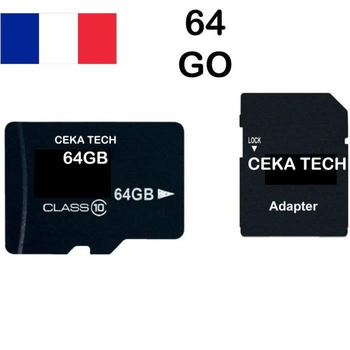Carte Mémoire Compatible avec Samsung Galaxy A20e
