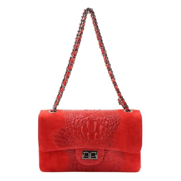 Sacs femme Chicca Borse 80045ROSSO210636