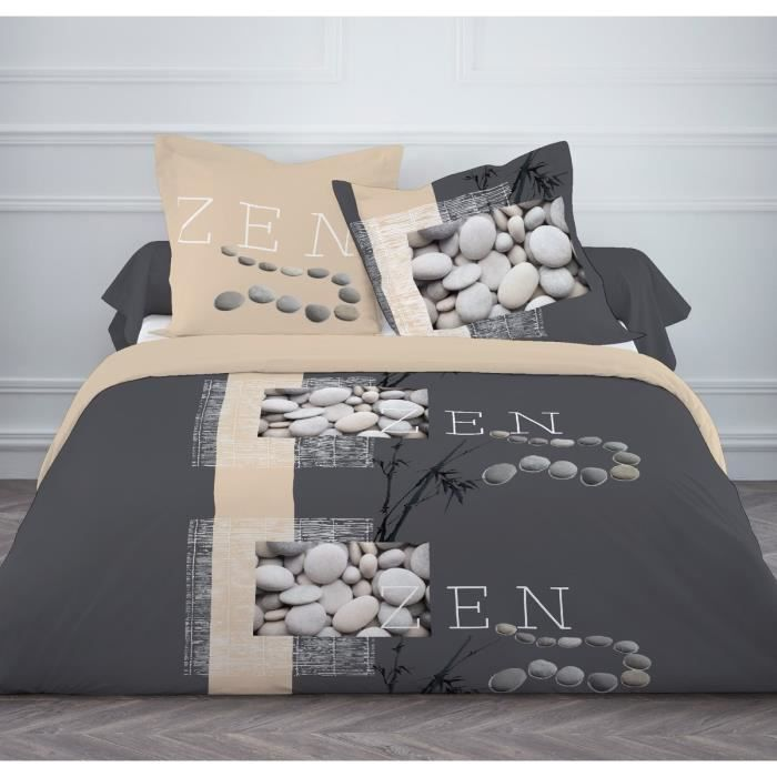 finlandek parure de couette kaija 100 coton 1 housse de. Black Bedroom Furniture Sets. Home Design Ideas