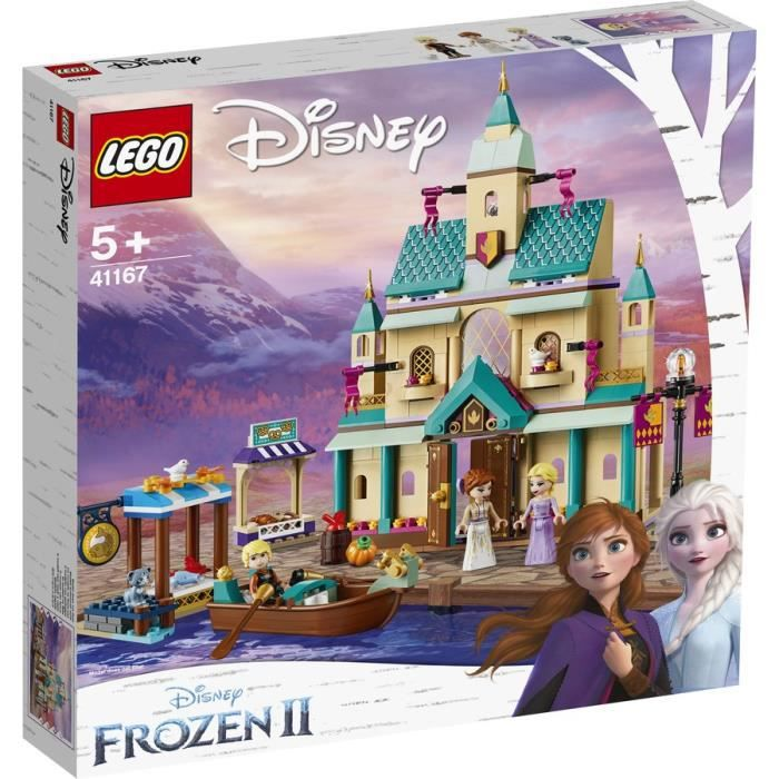 ASSEMBLAGE CONSTRUCTION LEGO® l Disney La Reine des Neiges 2 - 41167 - Le