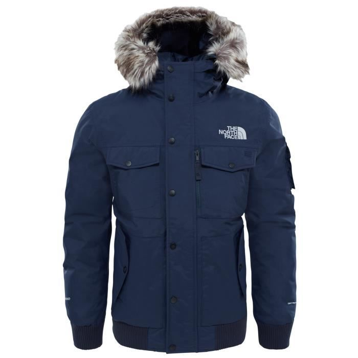 cb61ece377 Doudoune The North Face TOA8Q4H2G Gotham Urban Navy Bleu Bleu ...