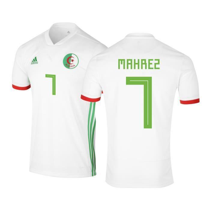 Maillot Algérie Domicile Mahrez 2018-19 Junior