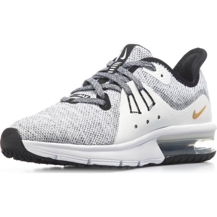 air max sequent blanche