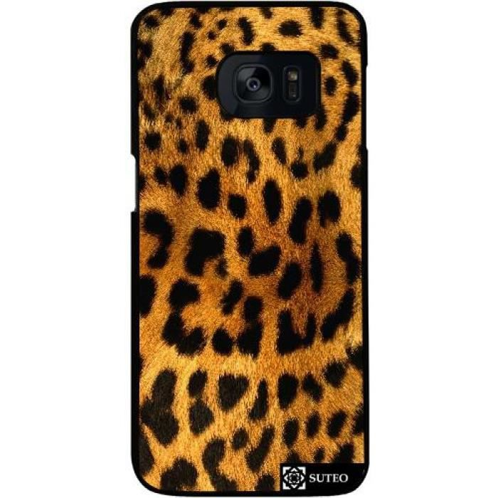 coque galaxy s7 edge fourrure