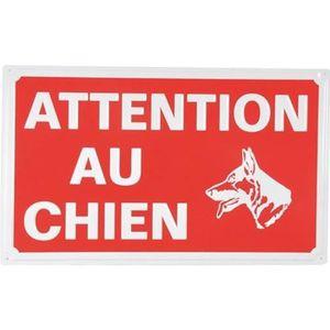En fonte chien signe si elle aboie nourrir il Cuisine Drôle Signe Plaque Style Vintage