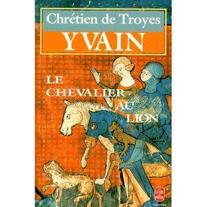 Livre Yvain Ou Le Chevalier Au Lion