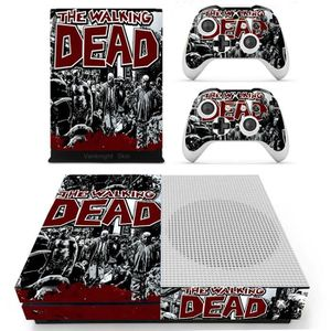 JOYSTICK JEUX VIDÉO The Walking Dead Comics Xbox One S Console Slim Co