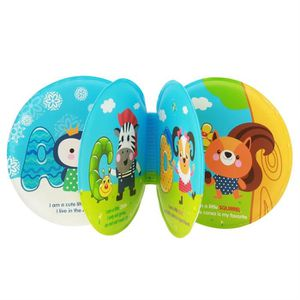 LIVRE D'ÉVEIL étanche bébé bain d'eau livre zoo jouet Aniamal pi