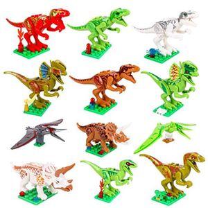 FIGURINE - PERSONNAGE Figurine Miniature HG20H jouets de dinosaures pour
