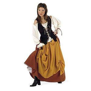 DOCTEUR - VÉTÉRINAIRE Docteur I5FMR Paysanne Costume médiéval (x-large)