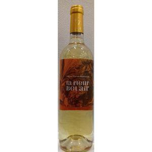 VIN BLANC Vin Blanc Moelleux La Fleur Belair Bordeaux Supéri