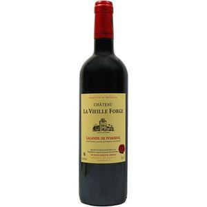 VIN ROUGE Vin Rouge Château La Vieille Forge, Lalande de Pom