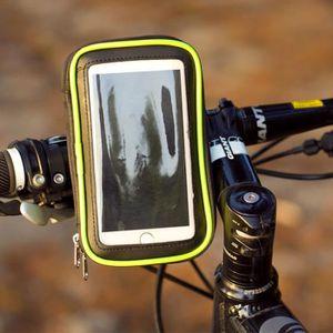 PANIER - SACOCHE VÉLO Imperméable vélo vélo guidon montage porte sac sac