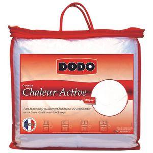 COUETTE DODO Couette très chaude CHALEUR ACTIVE - 240x260