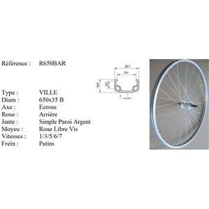 KIT Valves PRESTA vélo vtt pour chambre à air pneu tubeless bike obus jante roto
