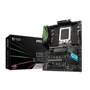 CARTE MÈRE MSI Pro AMD Ryzen Threadripper DDR4VR Ready HDMI