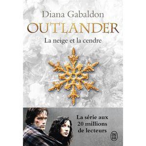 LITTÉRATURE FRANCAISE Livre - outlander t.6 ; la neige et la cendre