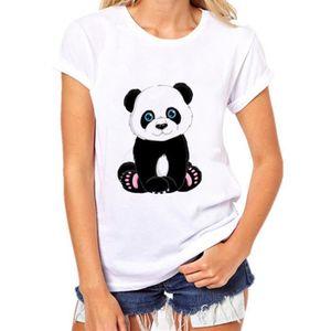 t shirt panda homme pas cher